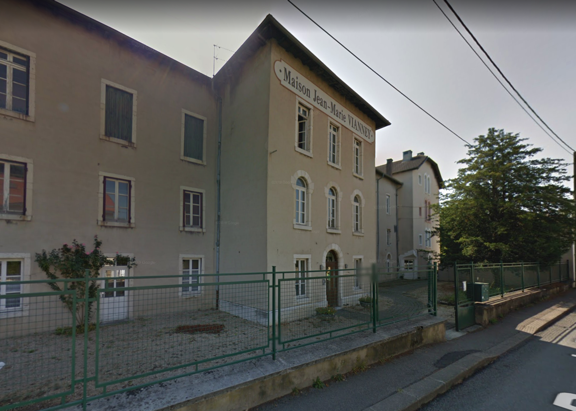 Maison paroissiale Bougr en Bresse